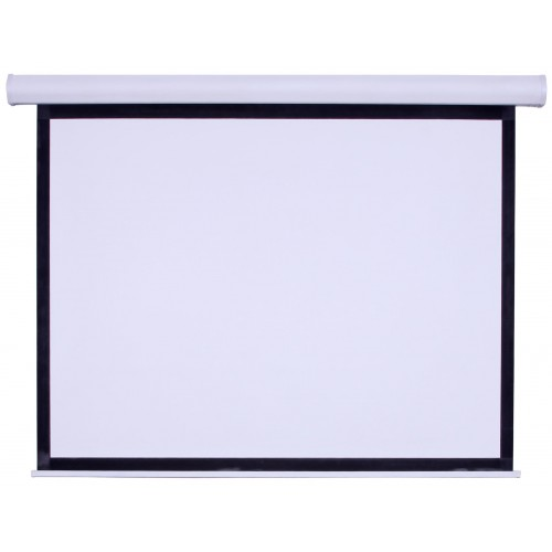 Motorized Projector Screen Ceiling Mount